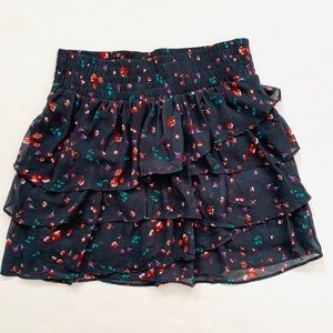 American Eagle Layered Ruffle Skirt $10 or 3/$25